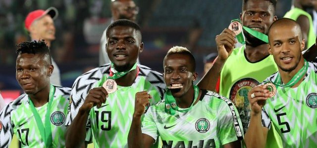 FIFA Ranking Nigeria Super Eagles Moves To 31st Position
