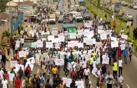 Open Our Campuses: nigeria students demand reopening of schools -