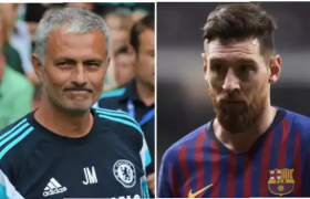 How Jose Mourinho ' Convinced ' Lionel Messi to join Chelsea from Barcelona in 2014 10