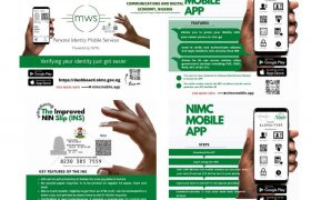 NIMC Launches New NIN Slip and Mobile App