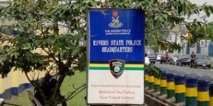 Rivers state Police command - IPOB/ESN