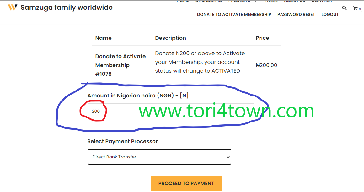 How To Activate Samzuga Family Account Easily 1