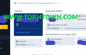 how to swap zugacoin