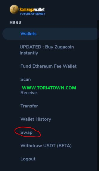 How To Swap Zugacoin To Other Crypto With Ease 1